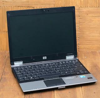 Jual HP Elitebook 2530P Laptop Bekas