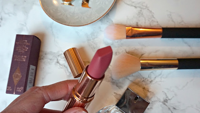 Amazing Grace, beauty blogger, bristol, cardiff, charlotte tilbury, hannah rose, hanrosewilliams, Matte Revolution Lipstick, review, swansea,