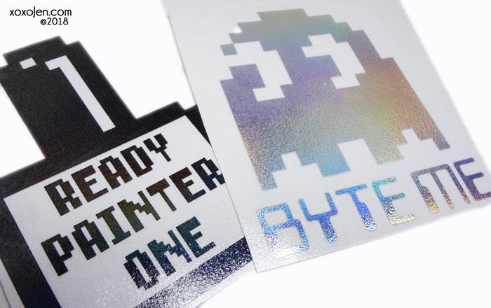 xoxoJen's Ribbits Stickits Helmer Set
