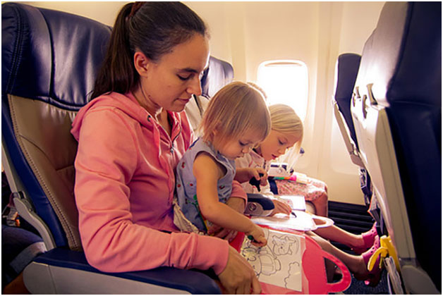 5 Effective Tips To Treat Kids During Travel