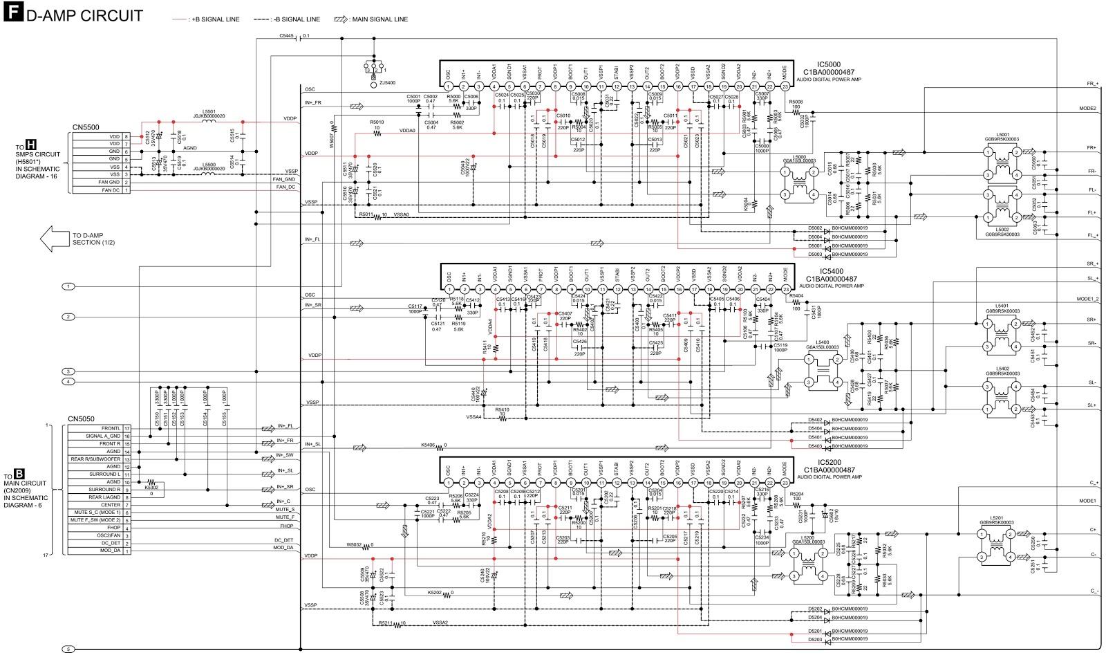 Outstanding Frontech Smps Circuit Diagram Motif - Diagram Wiring ...