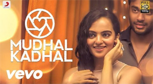 Mudhal Kadhal Video – Vikram Anand, Michelle Shetty | Ajmal