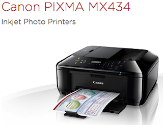 Canon PIXMA MX434 Drivers Download free