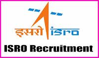 ISRO Driver Vacancy