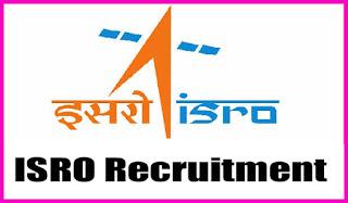 ISRO Recruitment isro.gov.in Apply Online Application Form