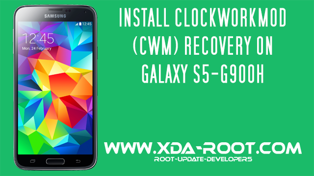 INSTALL-CWM-RECOVERY-GALAXY S5