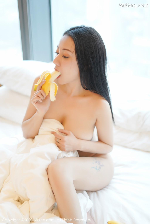 Image XIUREN-No.2142-Victoria-Guo-Er-MrCong.com-003 in post XIUREN No.2142: Victoria (果儿) (59 ảnh)