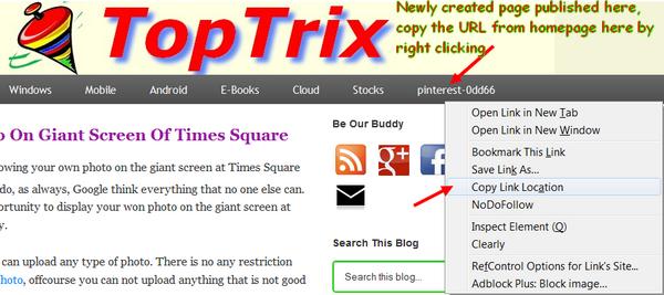 blogger-website-verification