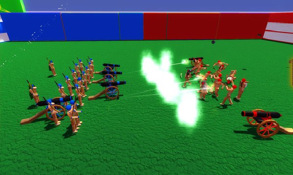 Wooden Battles For Free