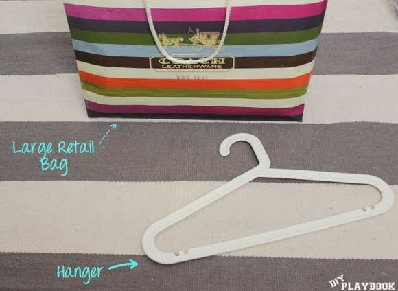 How to organize giftbags
