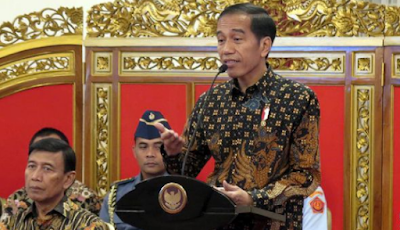 Presiden Jokowi Tegaskan Tak Ada Kursi Menteri untuk Ahok