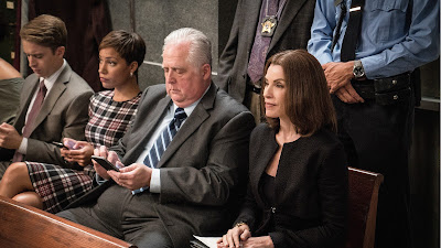 Crítica: The Good Wife 7x01/02 Bond / Innocents