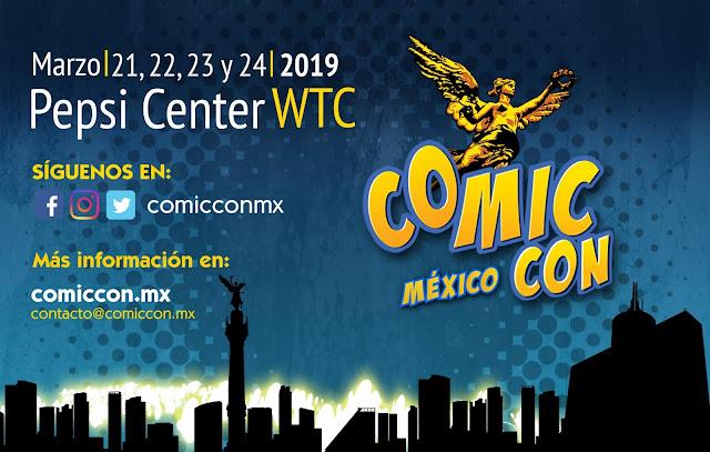 Comic Con Mexico [El sueño friki a llegado]