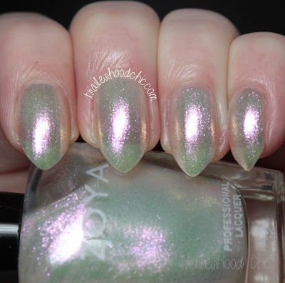 zoya petals swatches review leia
