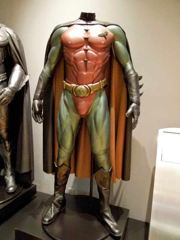 Chris O'Donnell Batman Forever Robin costume