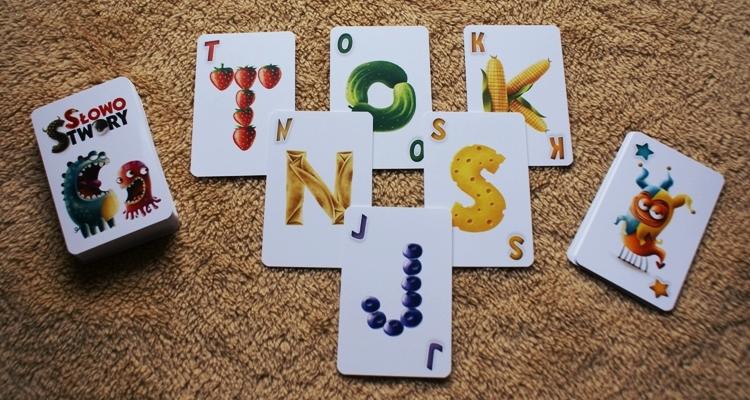 SłowoStwory karty
