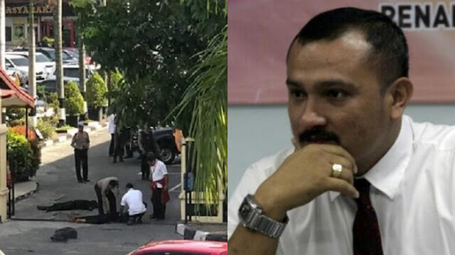 Terduga Teroris Serang Mapolda Riau, Ferdinand: Semakin Gila Sementara Presiden Sibuk Memuji Diri