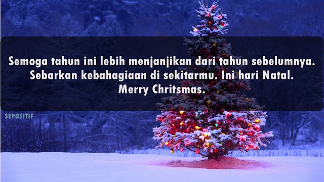 30 Kata Kata Ucapan Selamat Hari Natal (Merry Christmas) 2017