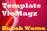 Cara Mengganti Warna Header Template VioMagz dalam 5 menit
