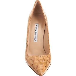 Manolo Blahnik Bb Gorgeous Beige Pumps All About Shoes