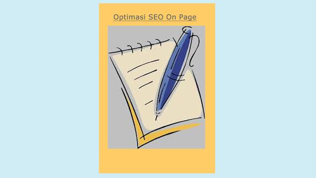 Cara Optimasi SEO On Page Pada Blogspot