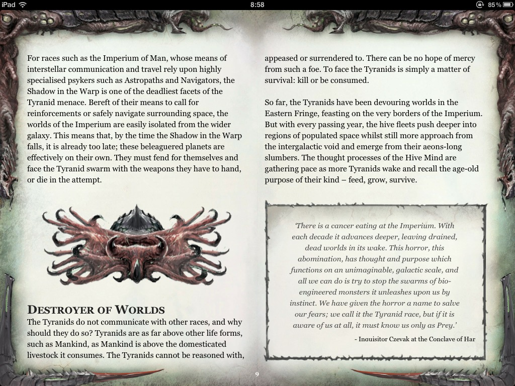 6th edition tyranid codex pdf download