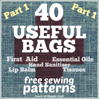 40 usefulBags wesens-art.blogspot.com
