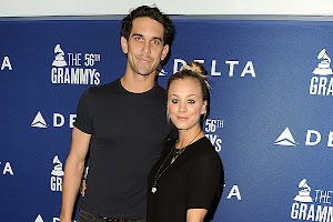 Ryan Sweeting talked about marriage with the star of 'The Big Bang Theory' Kaley Cuoco.