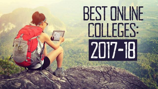 50 Best Online Colleges of 2018