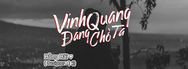 [ PSD Ảnh Bìa ] Vinh Quang Đang Chờ Ta