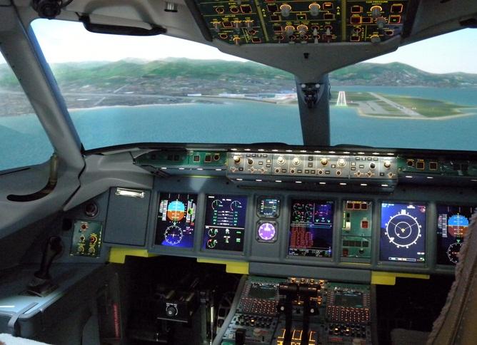 FLIGHT SIMULATOR 2019 | Scam or NOT ? Pilot vs GAMER 2019