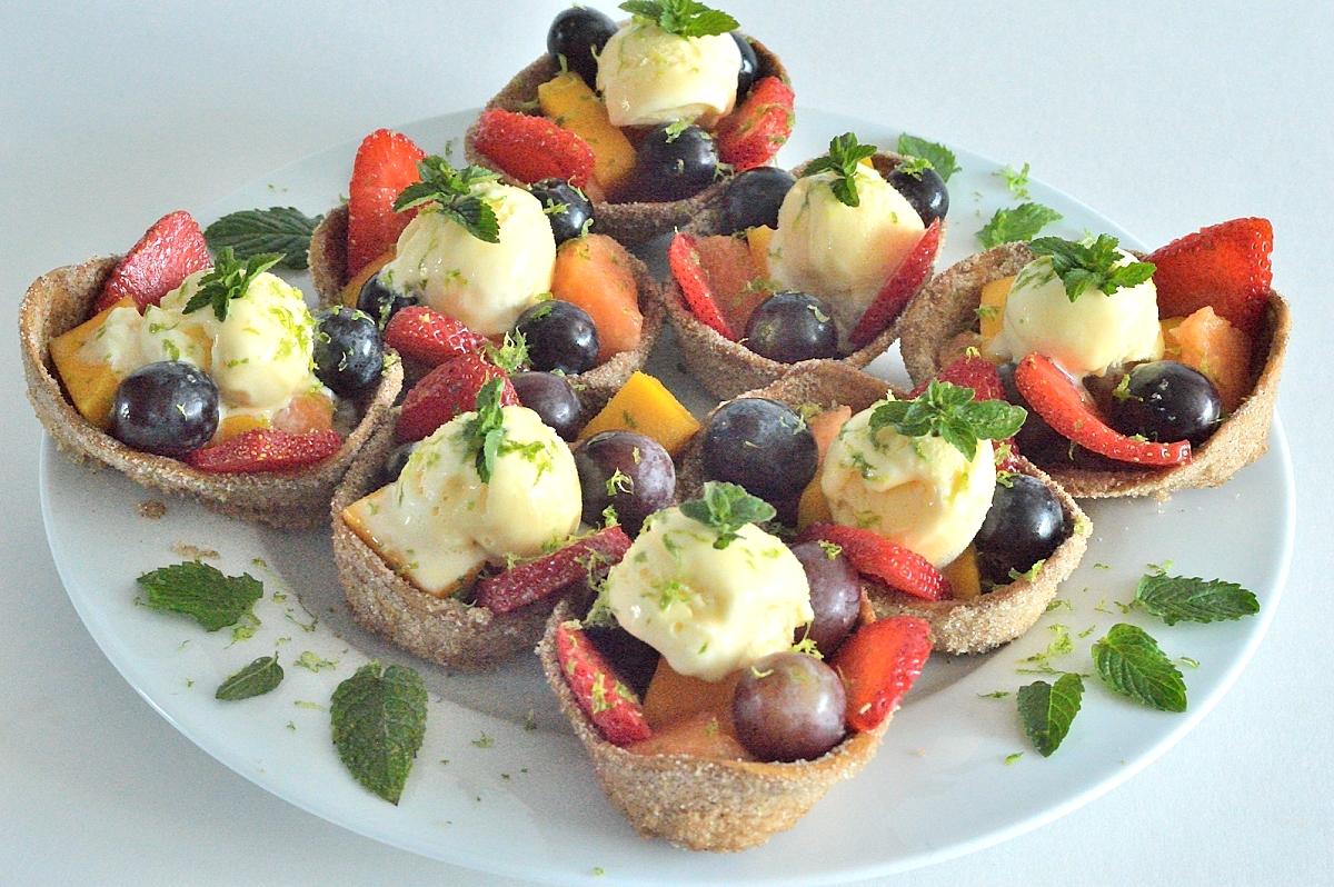 fruit salad tree lowest calorie fruit