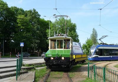 Holownik tramwajowy BT-1