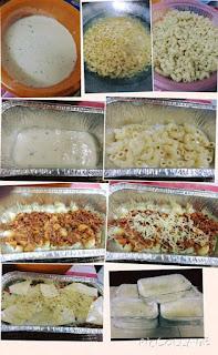 Resepi Ringkas Makaroni Cheese Frozen