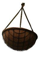 coir hanging basket ahmedabad
