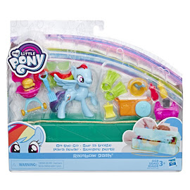 My Little Pony On-the-Go Rainbow Dash Brushable Pony