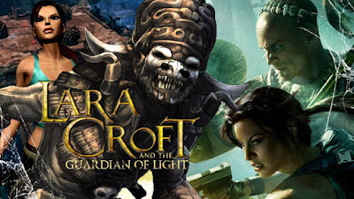 Game Lara Croft Guardian Of Light v1.2 Apk Dta Obb Terbaru