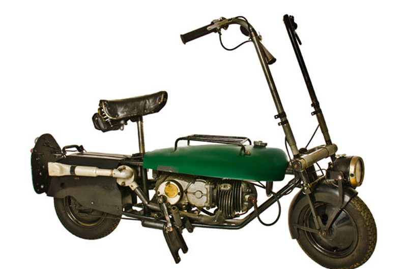 10 All British made Scooters