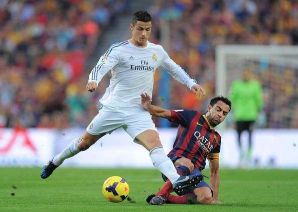 Ronaldo blasts Xavi: I have 3 Ballon d'Ors, you have none