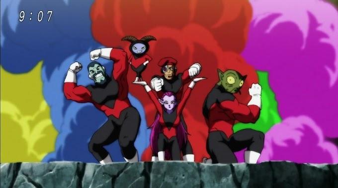Capitulo 101 de Dragon Ball Super latino online