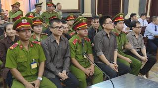 Bản án thích đáng dành cho đám tay chân của Đào Minh Quân