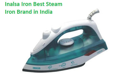 Inalsa Iron Best Steam Iron Brands in India