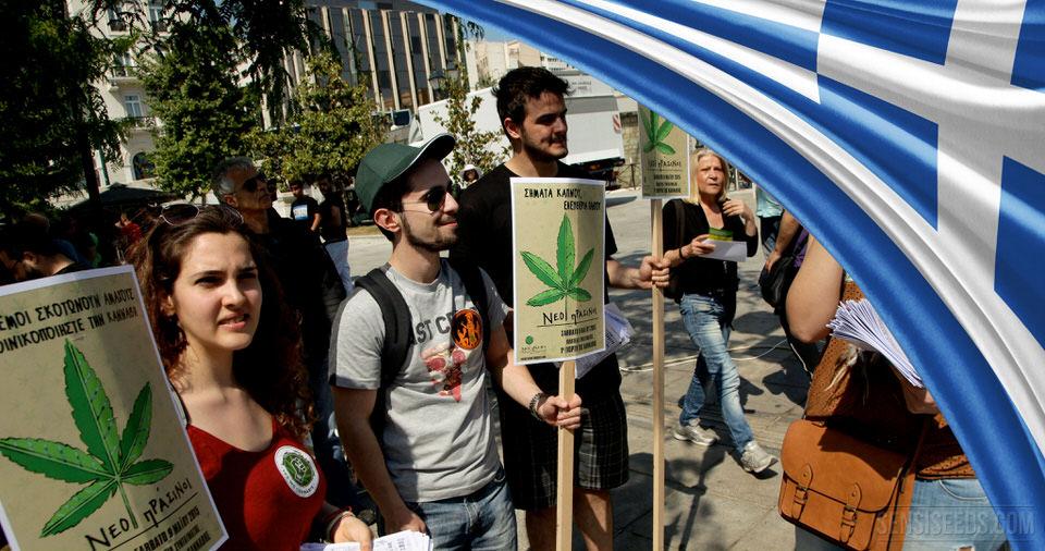 Η Ελλάδα προχώρησε στη νομιμοποίηση της κάνναβης για ιατρική χρήση
