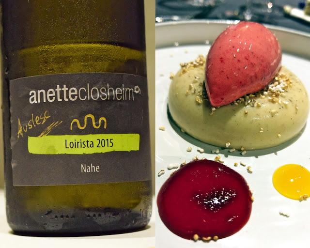 Sauvignon blanc vom Weingut Closheim
