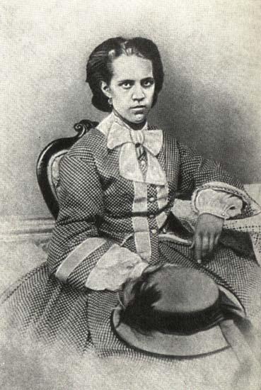 Anna Dostoevskaya, 1865