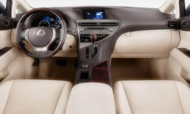 2018 Lexus RX 350 Redesign