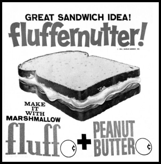 Words For Thought - And Then Some : Marshmallow Fluff - A Lunchbox Icon -  Turns 100