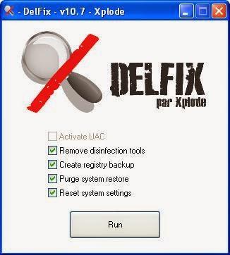 Configurar DelFix