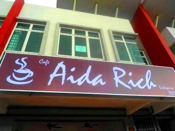 Aida Rich Cafe