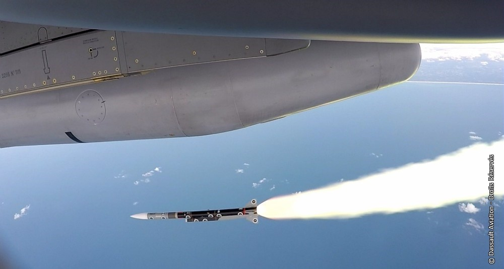 meteor missile